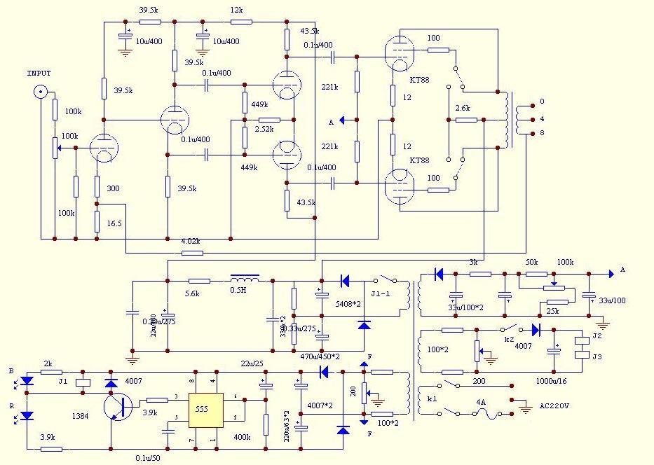 XD800MKIII схема