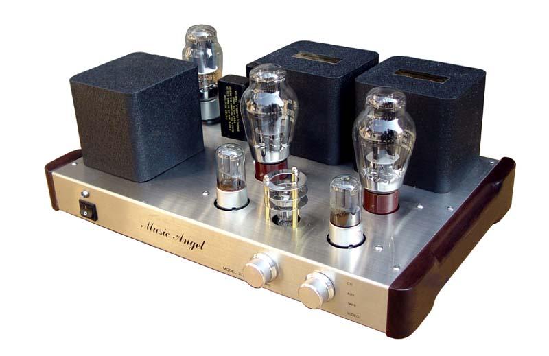 схемы однотактных ламповых усилителей - Практическая схемотехника.