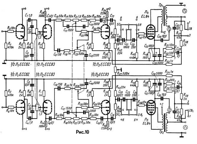 8 окт 2014 электрическая схема