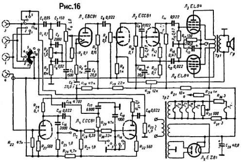 Ламповый усилитель phase tech ca 1 усилитель ca 1 гарантия семиблочная схема Однотактный ламповый усилитель.