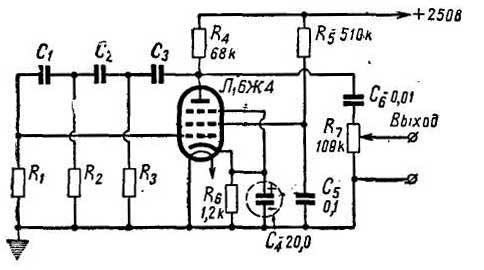 генератор и ламповый